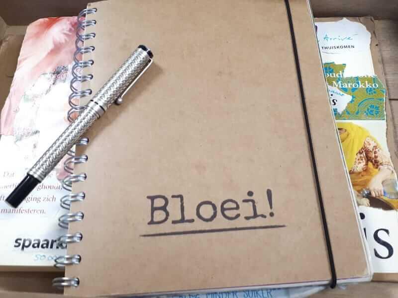 Bloei boek (online)